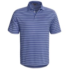 Chase Edward Cole Polo Shirt - Short Sleeve (For Men) in Dutch Blue - Closeouts