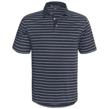 Chase Edward Cole Polo Shirt - Short Sleeve (For Men) in Navy - Closeouts