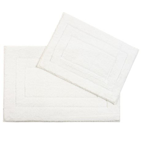 "CHD Home Chelsea Bath Rug Set - 17x24"", 21x32"""