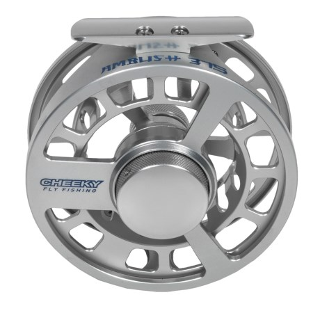 Cheeky Fly Fishing Ambush 375 Fly Reel