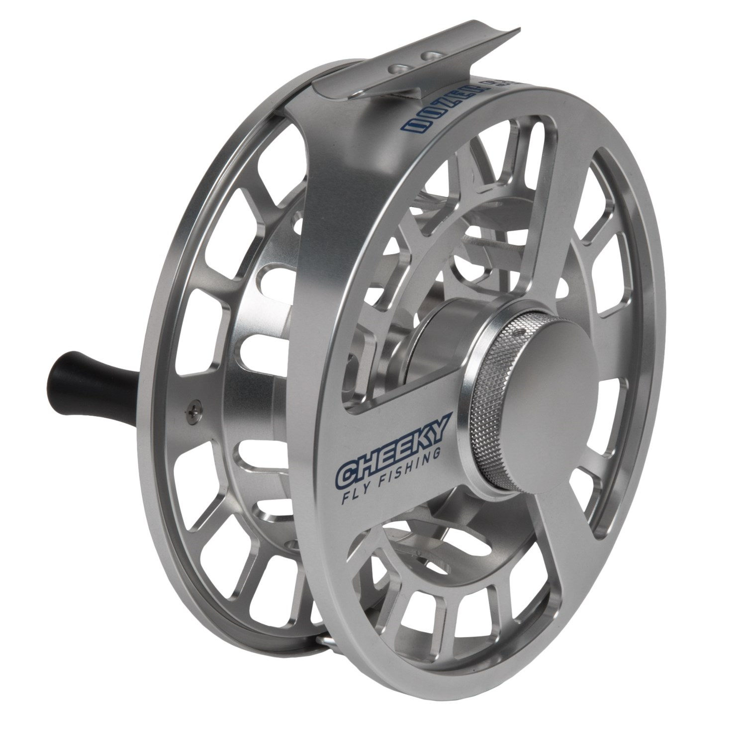 Cheeky fly fishing dozer 525 fly reel 12 16wt save 50 for Cheeky fly fishing