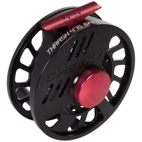 Fly reel usa for Cheeky fly fishing