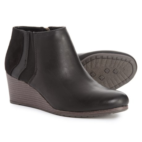 Image of Chelsea Wedge Ankle Booties (For Women)