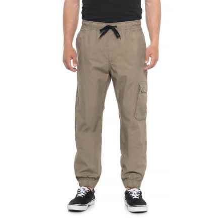Cherokee Ripstop Joggers (For Men) in Khaki - Closeouts