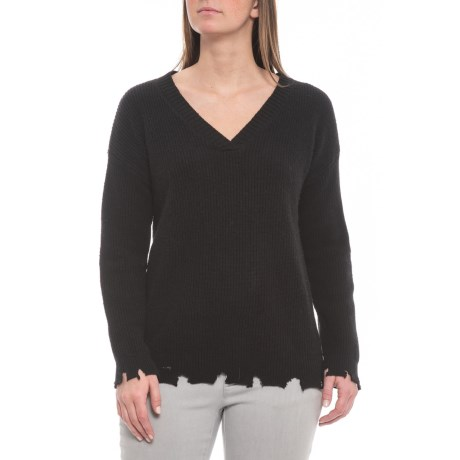 Image of Chew Sweater - V- Neck (For Women)