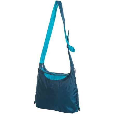 ChicoBag Hobo rePETe Packable Purse in Hawaiian Ocean - Closeouts