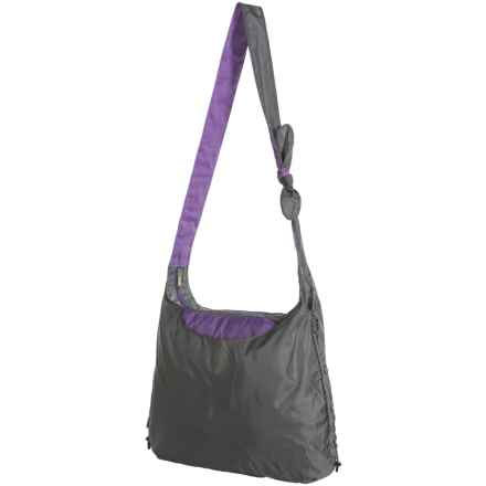 ChicoBag Hobo rePETe Packable Purse in Stormfront - Closeouts