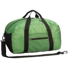 ChicoBag rePETe Duffel Bag - 26L in Online Green - Closeouts