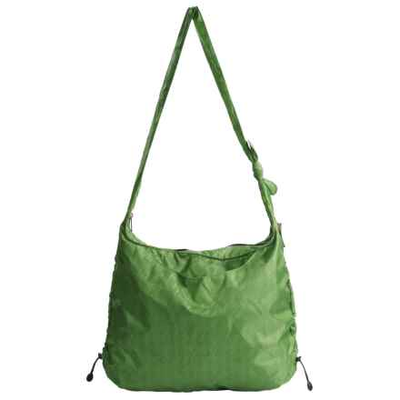 ChicoBag rePETe Hobo Bag in Green - Closeouts