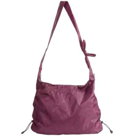 ChicoBag rePETe Hobo Bag in Purple - Closeouts