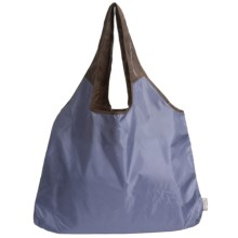 Chicobag Vita Packable rePETe Tote Bag in Eggplant - Closeouts