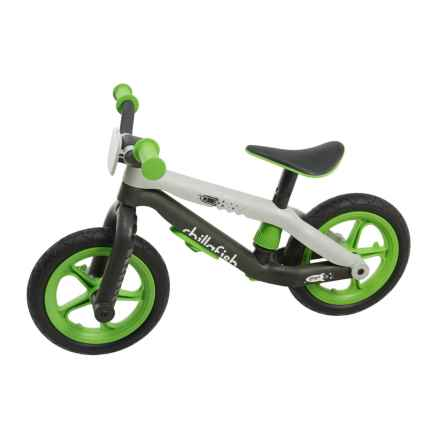 Chillafish BMXIE-RS Balance Bike (For Kids) in Lime - Closeouts