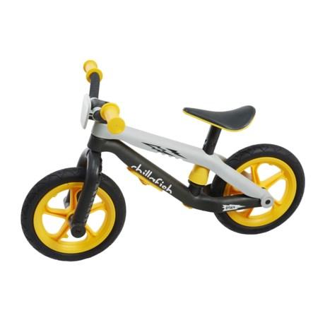 Chillafish BMXIE-RS Balance Bike (For Kids) in Yellow