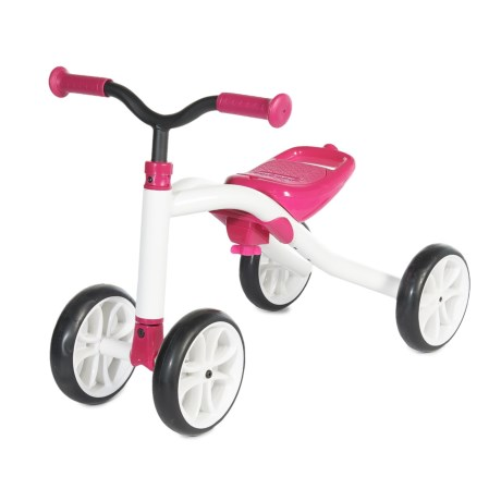 Chillafish Quadie Grow-with-Me Bike (For Little Kids)