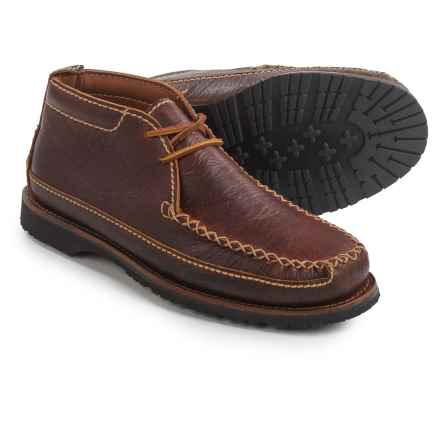Chippewa American Bison Vibram® Chukka Boots - Lace-Ups (For Men) in Brown - Closeouts