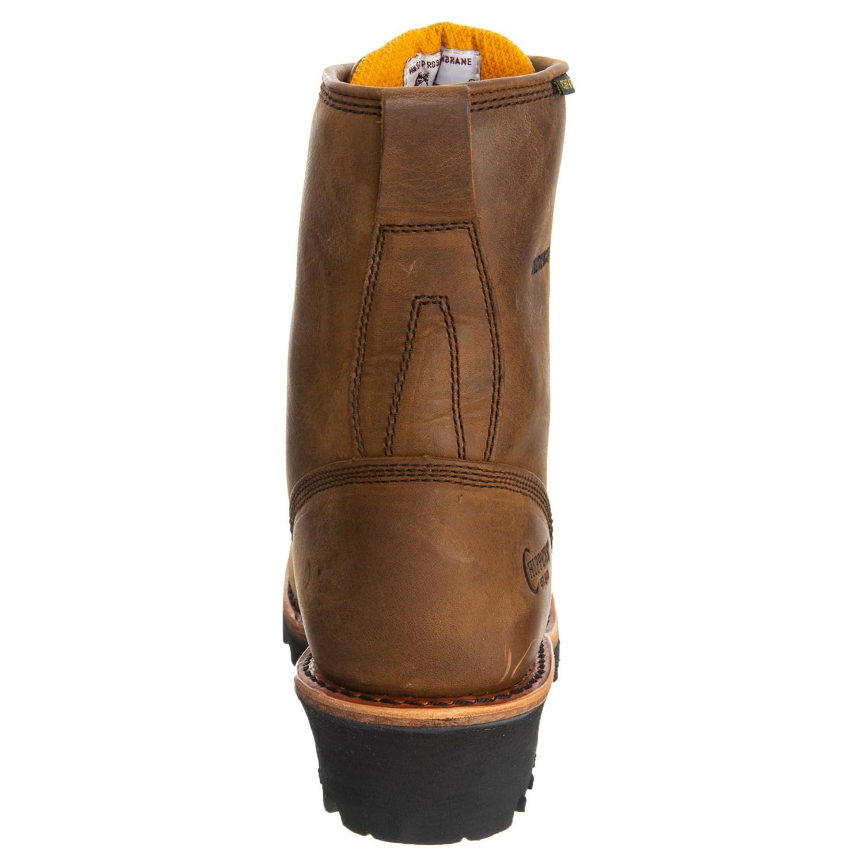 499fbd8b9a34 Chippewa Ellicott Logger Work Boots (For Men) - Save 60%