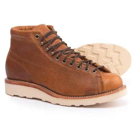 "Chippewa General Utility Copper Caprice Bridgeman Boots - Leather, 5"" (For Men) in Copper Caprice - Closeouts"