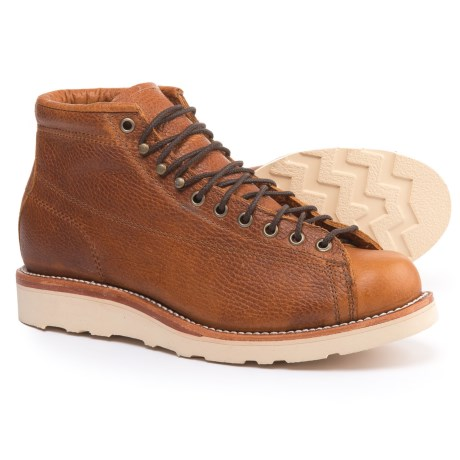 Chippewa General Utility Copper Caprice Bridgeman Boots - Leather, 5? (For Men)