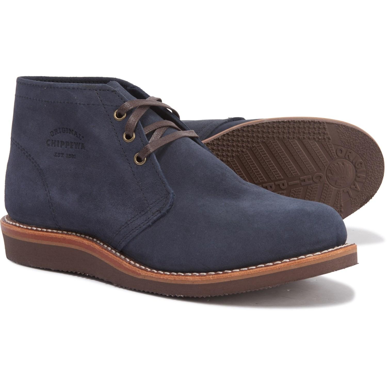 1f13acf436f Chippewa Milford Casual Chukka Boots (For Men) - Save 53%