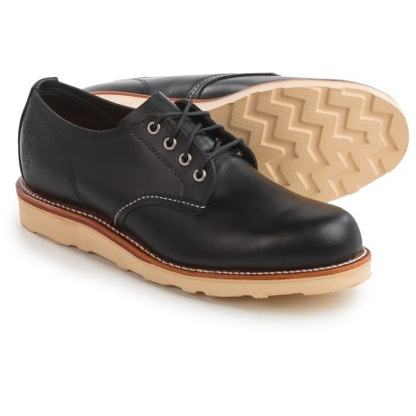 Chippewa Odessa Plain-Toe Oxford Shoes - Leather (For Men)