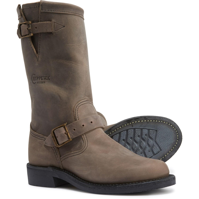 Chippewa Raynard Harness Pull-On Boots