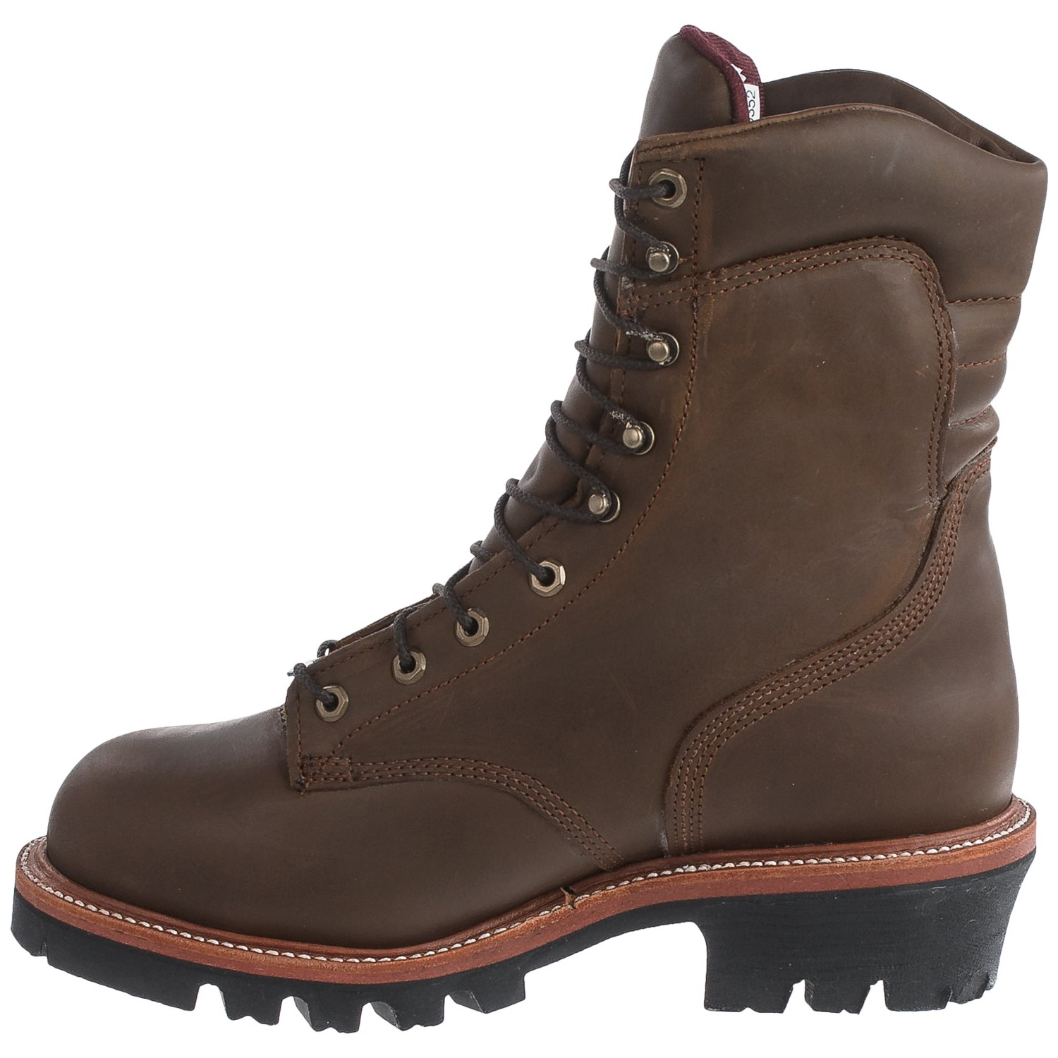 Chippewa Super Logger Steel Toe Work Boots (For Men) - Save 45%