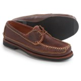 ChippewaTwo-Eye Oxford Shoes - Bison Leather (For Men)