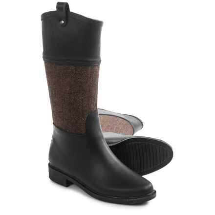 Chooka Candice Rain Boots - Waterproof (For Women) in Brown - Closeouts