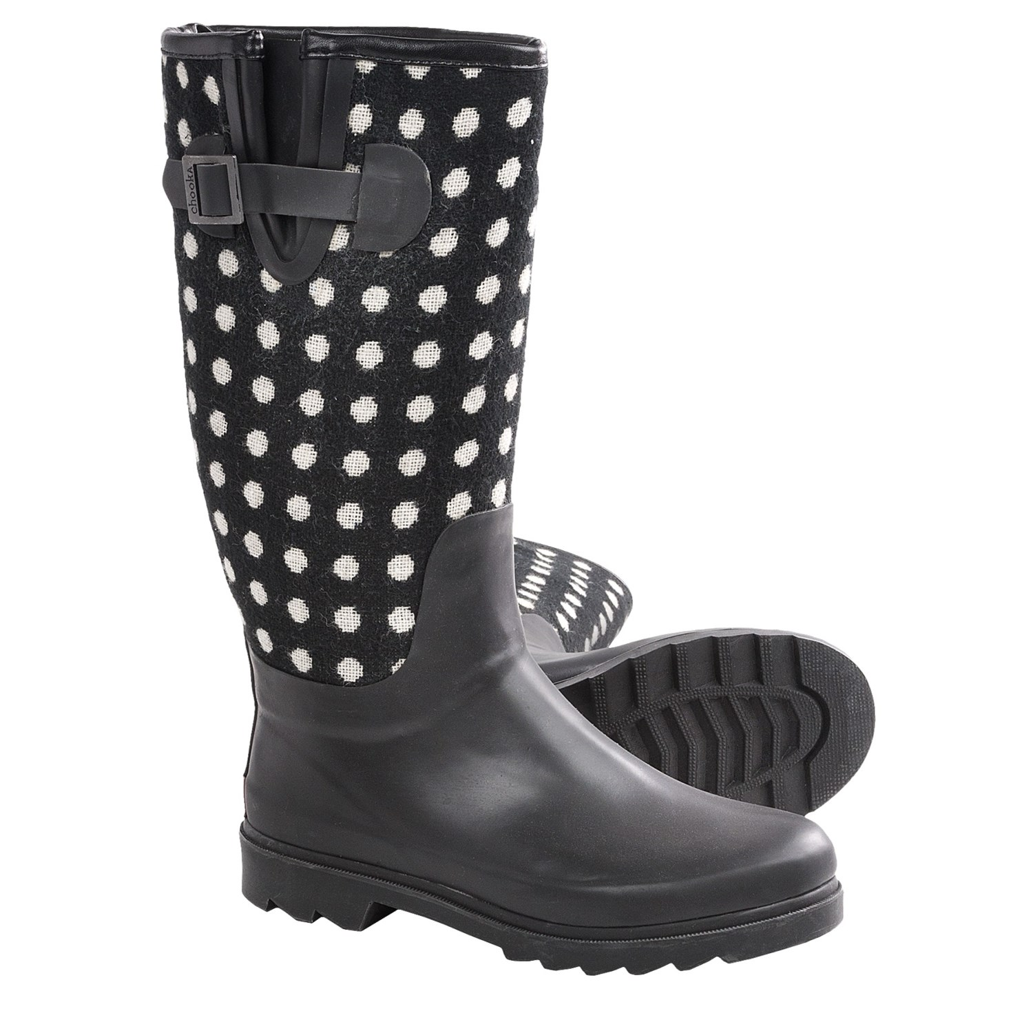 Excellent Details About Kamik Olivia Women39s Waterproof Rubber Rain Boots