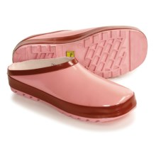 Chooka Rain Clogs - Waterproof (For Women) in Solid Pink - Closeouts