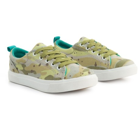CHOOZE Big Choice Sneakers (For Boys) in Camo