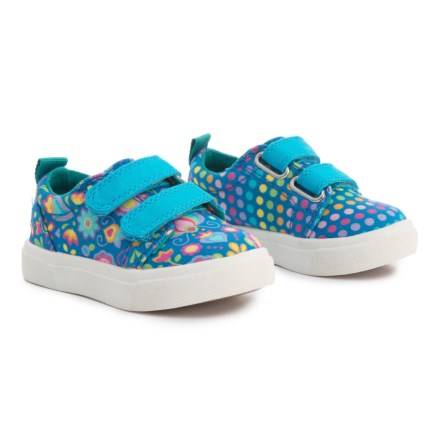 032e45aacc6b6 CHOOZE Little Choice Sneakers (For Girls) in Blue - Closeouts