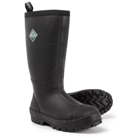 Image of Chore-Resistant Tall Boots - Waterproof, Insulated (For Men)
