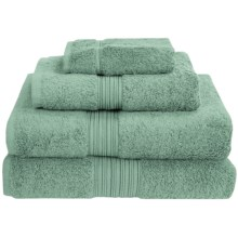Chortex Indulgence by Victoria House Bath Sheet - 600gsm, Turkish Cotton in Jade - Closeouts
