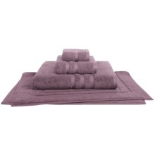 Chortex Irvington Bath Sheet - 700gsm Cotton in Grape - Closeouts
