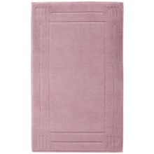 "Chortex Rhapsody Royale Bath Mat -  Cotton, 22x36"" in Lilac - Closeouts"
