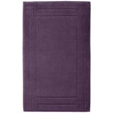 "Chortex Rhapsody Royale Bath Mat -  Cotton, 22x36"" in Violet - Closeouts"