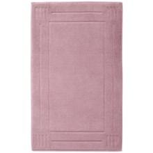 "Chortex Rhapsody Royale Bath Mat - Egyptian Cotton, 22x36"" in Lilac - Closeouts"