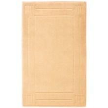 "Chortex Rhapsody Royale Bath Mat - Egyptian Cotton, 22x36"" in Sunburst - Closeouts"