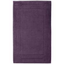 "Chortex Rhapsody Royale Bath Mat - Egyptian Cotton, 22x36"" in Violet - Closeouts"
