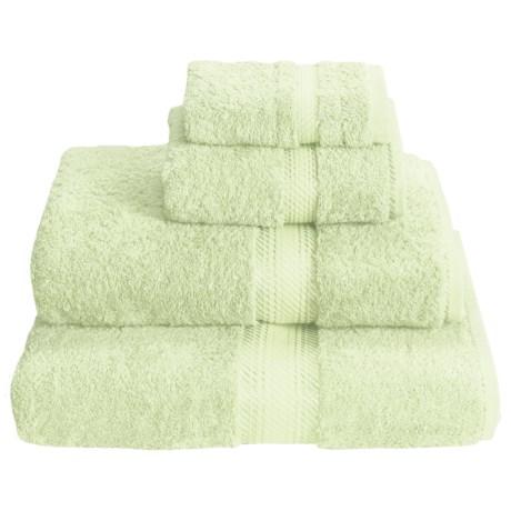 Chortex Rhapsody Royale Washcloth - 660gsm Egyptian Cotton in Mint