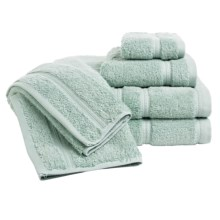 Chortex Royalty Towel Set - 6-Piece in Mineral - Overstock