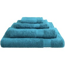 Chortex Savannah Hand Towel - Long-Staple Cotton in King Fisher - Closeouts