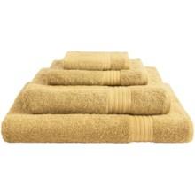 Chortex Savannah Hand Towel - Long-Staple Cotton in Mustard - Closeouts