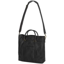 Christian Lacroix The Game Changer Bag - Leather in Black - Closeouts