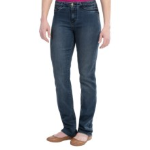 Christopher Blue Kathy Straight Leg Jeans - Hightide Wash (For Women) in Indigo - Closeouts