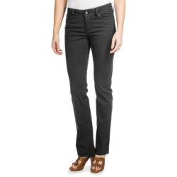 Christopher Blue Lance Gab 72 Pants - Stretch Twill, Bootcut (For Women) in Black