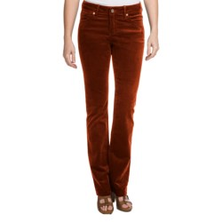 Christopher Blue Natalie Pants - Stretch Corduroy, Bootcut (For Women) in Henna