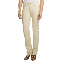Christopher Blue Natalie Pants - Stretch Corduroy, Bootcut (For Women) in Rope