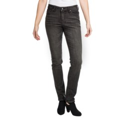 Christopher Blue Sophia Skinny Jeans - Stretch Denim (For Women) in Strikening Grey Wash